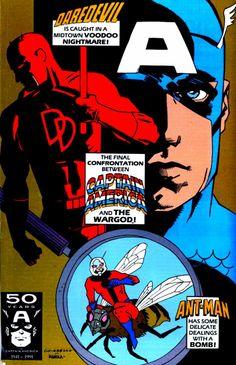 Marvel Comics Presents #81 by Mark Chiarello and Mike Mignola