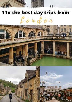 Going on a city trip London and want to see more of England? Here you can read all about the best day trips from London, like Windsor and Stonehenge. Day Trips From London, North Europe, Best Instagram Photos, Rudyard Kipling, City Break, London Travel, Downton Abbey, London City, Outdoor Travel