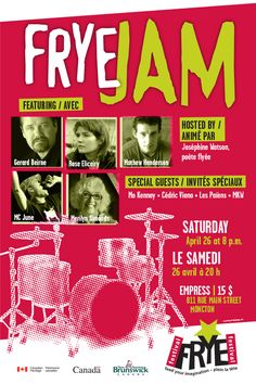 Frye Jam 2014