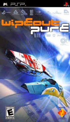 Wipeout Pure Direct Apk Iso Free Download For Ppsspp Psp Games For Kids Online Video Games Video Game Collection