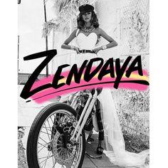 Zendaya for Galore Magazine