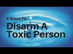 5 Ways To Disarm Toxic People/5 Formas de desarmar a una persona tóxica (subtítulos en español) - YouTube
