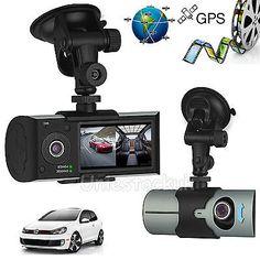 """2.7"""" Dual HD Camera GPS logger Dash Cam Crash DVR Car Video Recorder G-sensor UK - http://issuu.com/toddlewis7/docs/2.7_dual_h1423164254.pdf"""