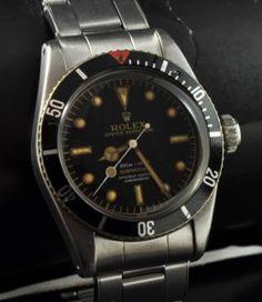 Rolex Submariner James Bond Big Corwn