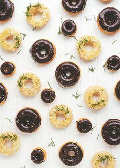 Donut Day ♥ Olive Oil Donuts /