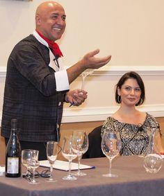 National Italian American Foundation... Calabrian Wine Tasting 2012