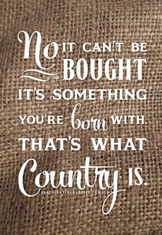 What Country Is - Luke Bryan