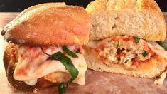 Michael Symon's Italian Sausage Meatball Sub