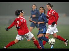 FOOTBALL -  Les dix buts de Bulgarie-France Féminines A (0-10) en 2 minutes - http://lefootball.fr/les-dix-buts-de-bulgarie-france-feminines-a-0-10-en-2-minutes/