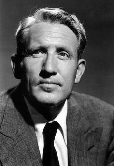 Spencer Tracy (April 5, 1900 – June 10, 1967) American actor