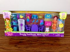 polly pocket townhouse 2000 | Brand New Unopened Mattel Polly Pocket Trendy Townhouse Room