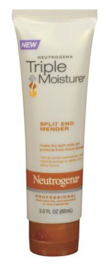Mend damaged hair: Use this between trims to help prevent and repair split ends.