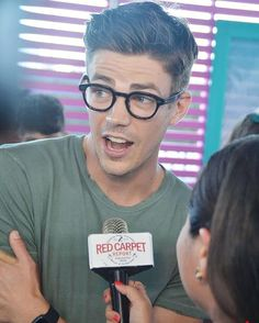 grant in glasses will be the death of me...