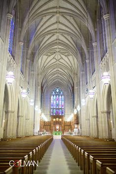 Ashton And Grant Create A Magnificent Wedding Of Love At Duke Chapel In Durham