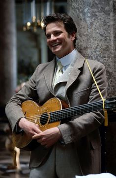 """The Importance of Being Earnest. """"Lady come doooooown..."""" Colin Firth"""