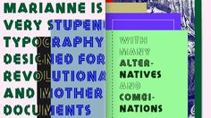 Inline, Alternative and Writing on Pinterest