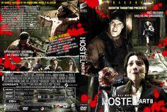 Hostel Part 2. Formato DVD.
