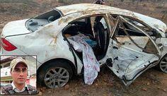 Blog Paulo Benjeri Notícias: Acidente de carro mata tenente da PM e deixa quatr...