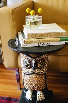 Wise Owl Table $100