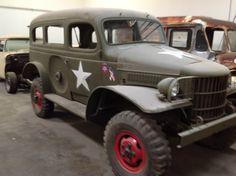 Unique 1941 Dodge Power Wagon WC US Military