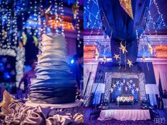 Wedding under the star decoration ideas | Inspiring post by Bridestory.com, everyone should read about 'Twas a starry night at Lar and Ann's wedding  on http://www.bridestory.com.sg/blog/twas-a-starry-night-at-lar-and-anns-wedding
