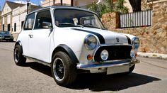 Mini restaurado | Restaurando un Mini