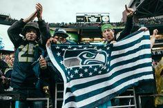 Seattle Seahawks #12thMan