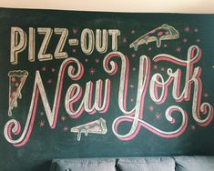 Pizz-Out New York by Lauren Hom