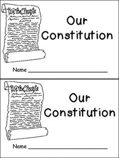 Quick, Easy and Fun Constitution Day Activities