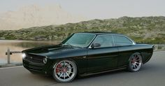 Volvo 142 Custom by Zolland Design - Front And Side - 1280x960 - Wallpaper - Motors - Carzz - Volvo, Design and Wallpapers