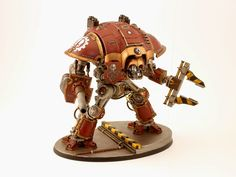 Converted: Adeptus Mechanicus Imperial Knight