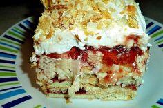 Greek Sweets, Greek Desserts, Greek Recipes, Cookbook Recipes, Cooking Recipes, Frozen Yogurt, Sorbet, Cheesecake, Deserts