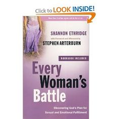 Wonderful book for married women {they have more in this series for singles, young women, and men}