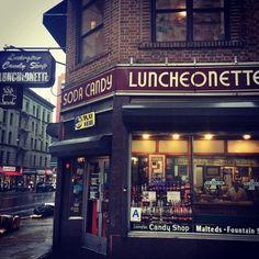 The Lexington Candy Shop – New York, New York - Atlas Obscura