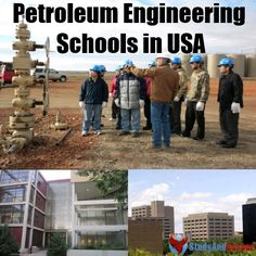Top Petroleum Engineering Schools in USA