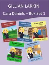 Cara Daniels Cozy Mysteries - Box Set 1 ebook by Gillian Larkin