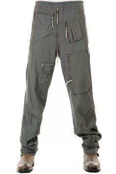 Martin Margiela Men Aviator Casual Pants - Spence Outlet