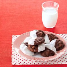 Irresistible and Inexpensive Triple Chocolate Christmas Cookies | Shine Food - Yahoo Shine