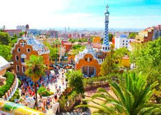 Multi Country Experience: Rome, Madrid & Barcelona FROM JFK  $1,099 * PER PERSON 8+NIGHTS