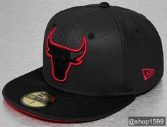 e3551c601d11c Chicago Bulls Diamond Neoprene 59Fifty Fitted Cap by NEW ERA x NBA New Era  Fitted