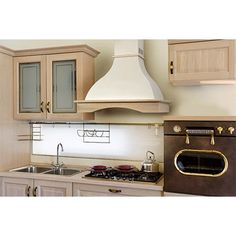 NT Air Italy 24-inch Stainless Steel Wall Mount Range Hood