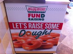 raise funds with Krispy Kreme for your school or organization http://www.kitchentable4.com/2013/12/fundraising-with-krispy-kreme-doughnuts.html @Kris Kiger Kreme Philly