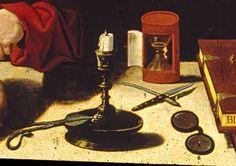 circa 1530 Pieter Coecke van Aelst and workshop (1502–1550) Saint Jerome in His Study DETAIL
