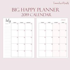 615 Best Planning 2017 2019 Images Organizers Organizing Your