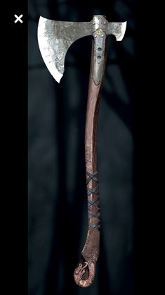 Machado Viking, Vikings, Viking Axe, Beil, Battle Axe, Forged Knife, Medieval Weapons, Concept Weapons, Knife Art