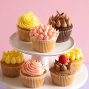 Easy Cupcakes by Annabel Karmel Cupcake Recipes, Cupcake Cakes, Chocolate Cupcakes Filled, Basic Cake, Fairy Cakes, Yummy Food, Tasty, Yummy Cupcakes, 12 Cupcakes