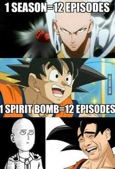 OPM vs Goku