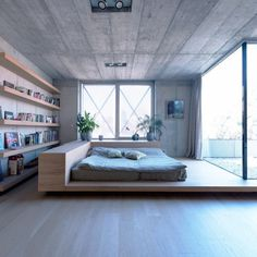 The Minimalist Villa in Ljubljana_12 — Designspiration
