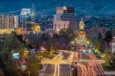 Surprisingly Affordable US Travel Destinations: Boise, Idaho