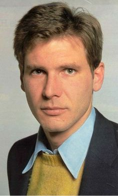 Harrison Ford... Oh, well okay